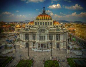 visiter mexique Mexico City