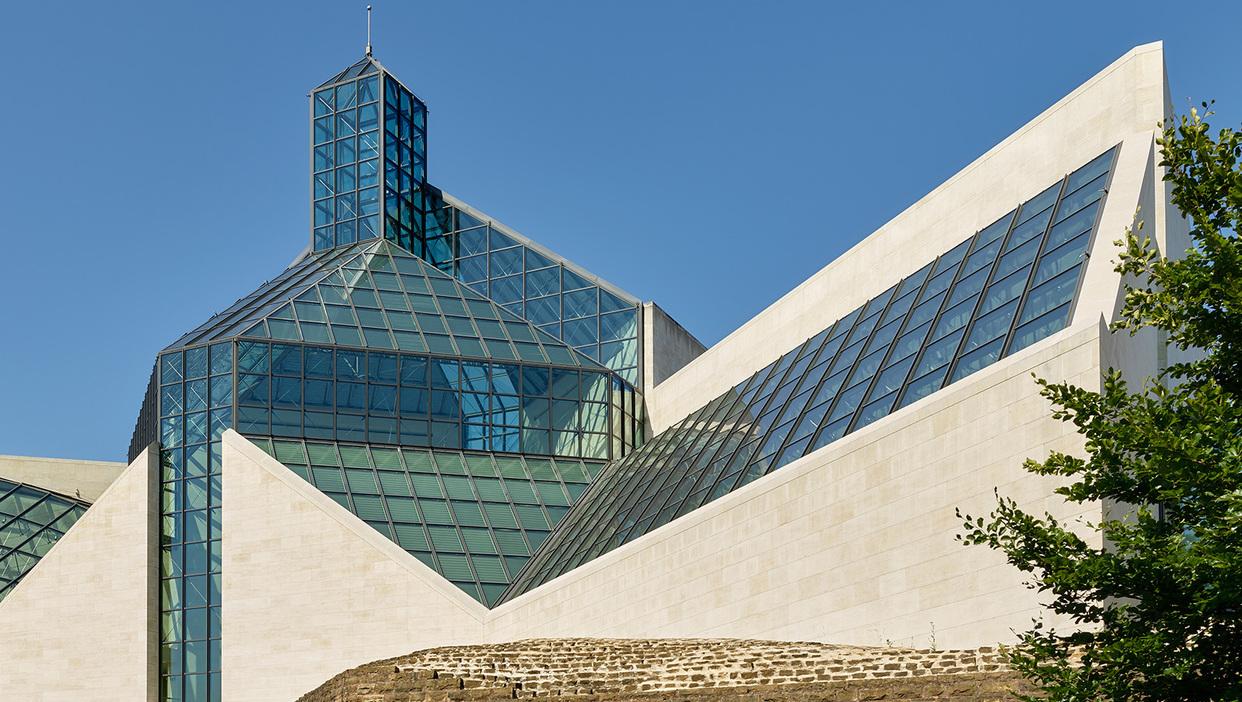 grand musée d'art: le Mudam