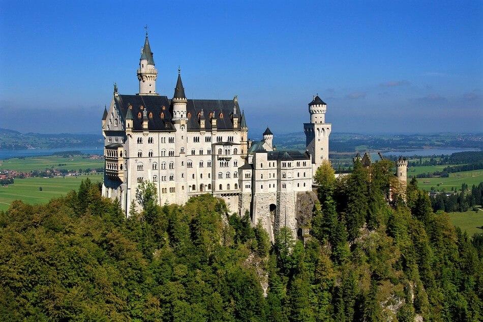 châteaux bavarois